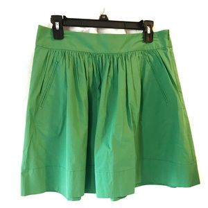 Banana Republic Green Skirt 6